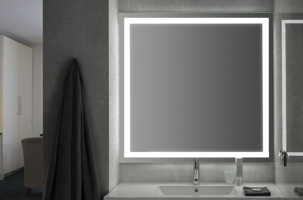 ADA Illuminated Mirror