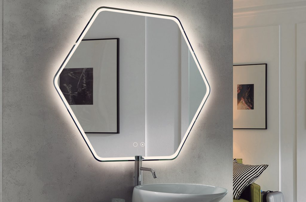 COLETTE Illuminated Mirror