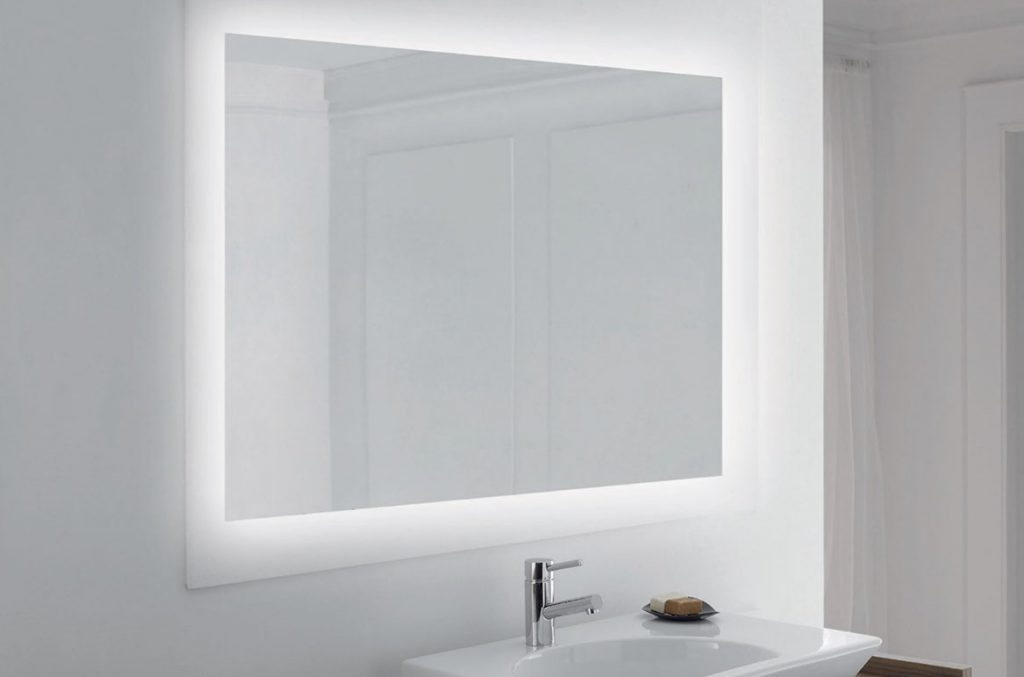 DALMA Illuminated Mirror