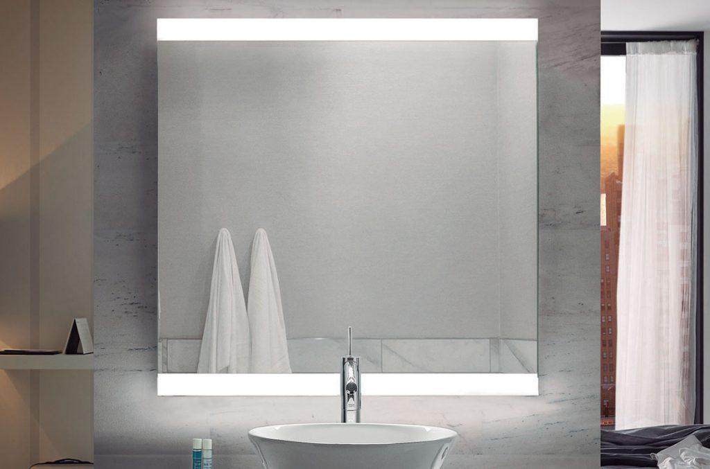 EMMA Illuminated Mirror