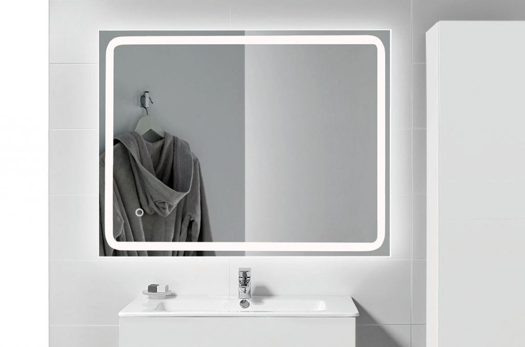 MIA Illuminated Mirror