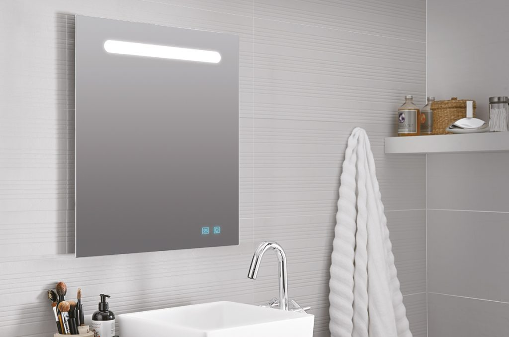New Noa Illuminated Mirror