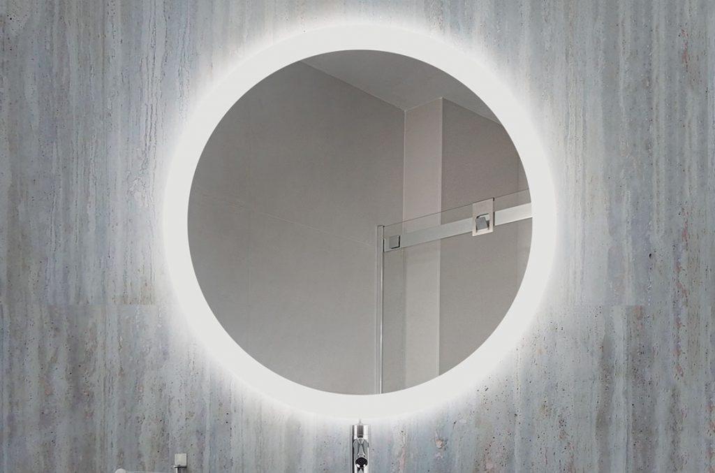 SOFIA Illuminated Mirror